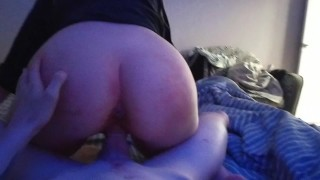 Fucked a Russian schoolgirl at a party