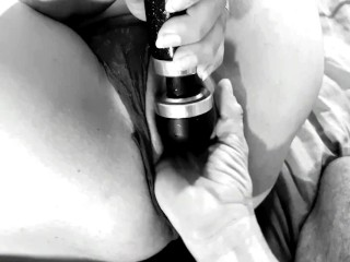 She didn't even know how HARD she gonna cum