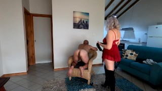 Filthy weekend pegging - MIN MOO