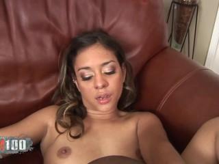 Beautiful latina pornstar deeply...