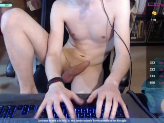 Live chaturbate 12 07 snauwflake military twink solo...