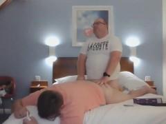 Daddy Cum's In Stepson In Portsmouth Hotel