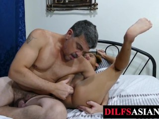 Feet tickled breeded by mature after fingered...