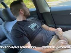 Jay Mason gets caught by 4 guys cruising (30 minute vlog) Jay Mason gets caught by 4 guys cruising (30 minute vlog)