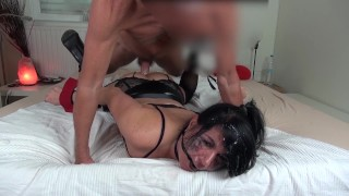 Tied Gagged Fucked