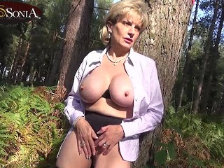 Flashing forest...