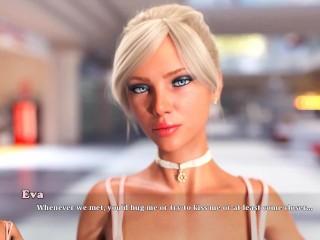 Amnesia my girlfriend looks like model s2e2...