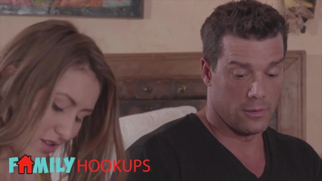 Family Hook Ups - Cute Paige Owens Gets Caught Stealing By Her Stepfather And Gets Fucked 3