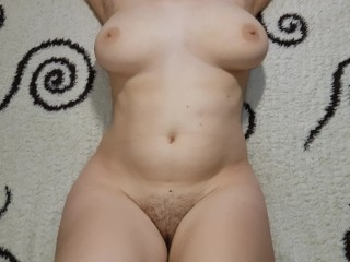 Wet dripping pussy when he fucks me with...