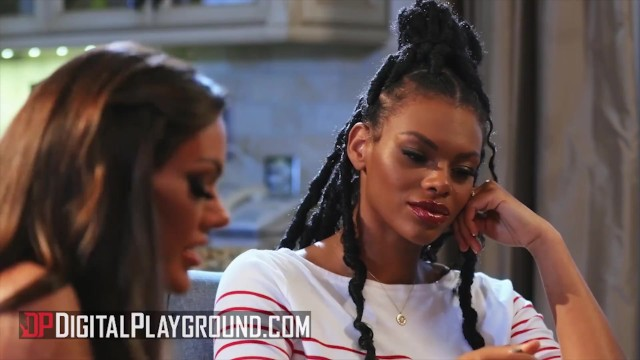 DigitalPlayground - Married Couple Halle Hayes & Small Hands Have An Amazing Time With Aila Donovan 16