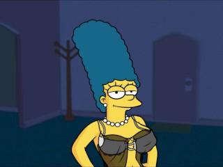 Simpsons burns mansion part 19 hot...