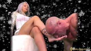 Dominating Male Slave