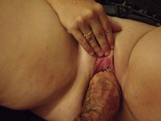 Fisting miss piggy orgasm...