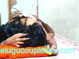 Telugu couple full hard fucking...