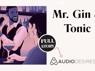 Cute bartender erotic audio story femdom sex asmr...