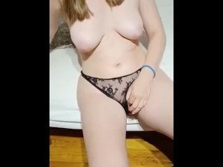 My swedish roommate gets masturbated and fucked...