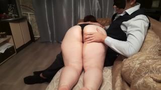 Spank my big round ass master!