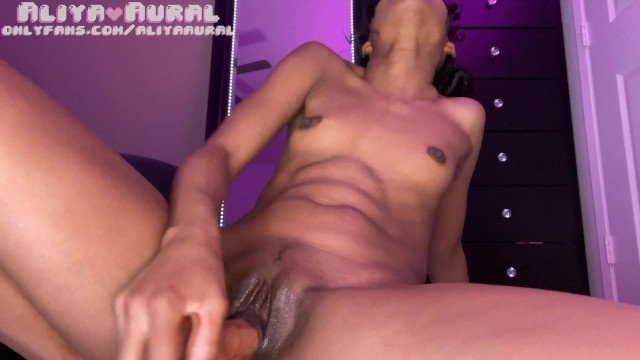 Aliya Aural Surprise Big Squirt 1