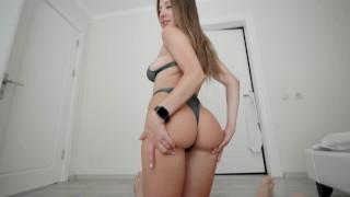 My Tall Gf Rides My Cock 3 Times A Day   Dickforlily