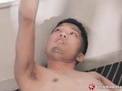 YOSHIKAWASAKIXXX - Gays Yoshi Kawasaki And Kenchi Fist Fuck