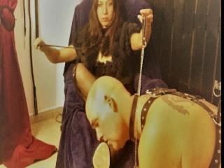 Bdsm femdom sklavenerziehung spanking fisten cbt pisse strapon...