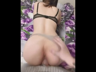 Hard tight sweet girl style anal...