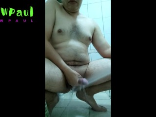 Wah cock with shower haed...