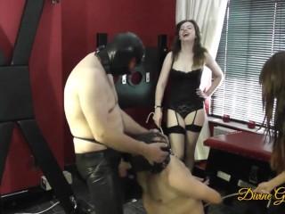 Cock Sucker Get Spunked On bisex video porn