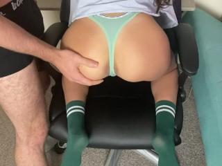Perfect ass deserve...