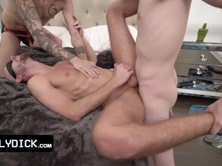 Innocent his kinky step uncle getting fucked and...