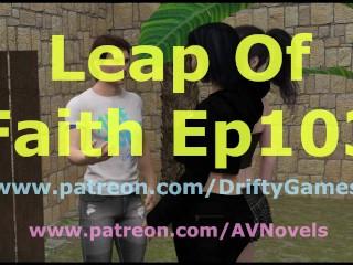 Leap Of Faith 103 (CeCe Route)