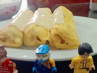 Vlog 54 melting and unmelting cheese sausage omelet...