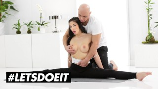 WHITEBOXXX - Flexible Yoga Instructor Clea Gaultier Gets The Fuck Of Her Life