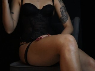 Beautiful tattooed latina with big ass loves getting fucked hard and filled with cum Silvialovers