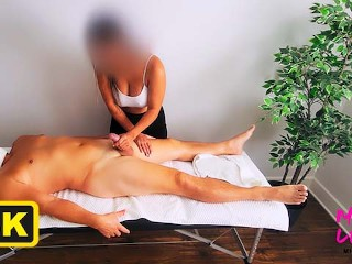 Gives an all inclusive massage...