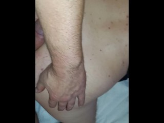 TTMM FUCKS AN AMAZING BIG WHITE TWINK BUBBLE BOOTY WITH HIS BIG DADDY COCK