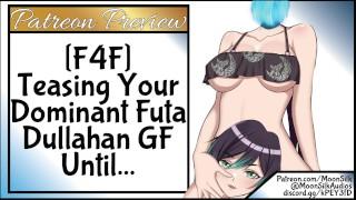 [F4F] Teasing Your Dominant Futa Dullahan Girlfriend Until...