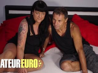 Amateureuro german mature hardcore pov her man...