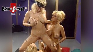 BRUCE SEVEN - Butt Slammers - Jill Kelly, Shane Tyler and Sindee Coxx