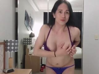 Cute anairb webcam...