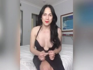Teased and dancing anairb...