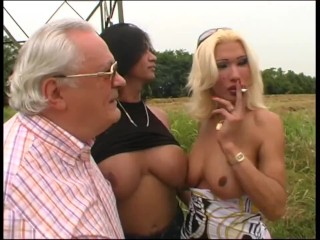 Hot anal creampie of italian lady boy no...