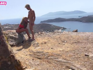 Greek guy sakis dermatis fucks in rhodes greece...