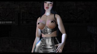 chxrryxblossom (3D Cosplays) instagram MODEL