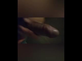 Cock bathroom...