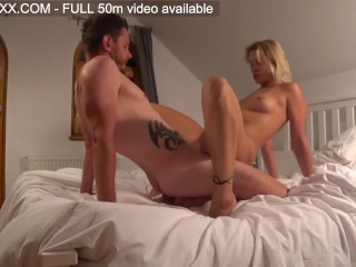 Intense passionate sex cherry eating orgasms...