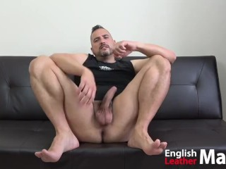 While jerking uncut cock preview...