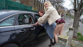 Mature Prostitutes Cruising For A Boytoy To Have A Threesome