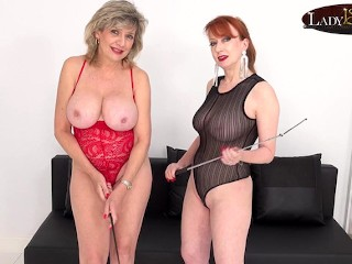 Joi with beautiful matures xxx...