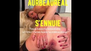 Aurbeaureal : gros gangbang avec les potes de mon mec vidéo complète sur mon mym : Aurbeaureal